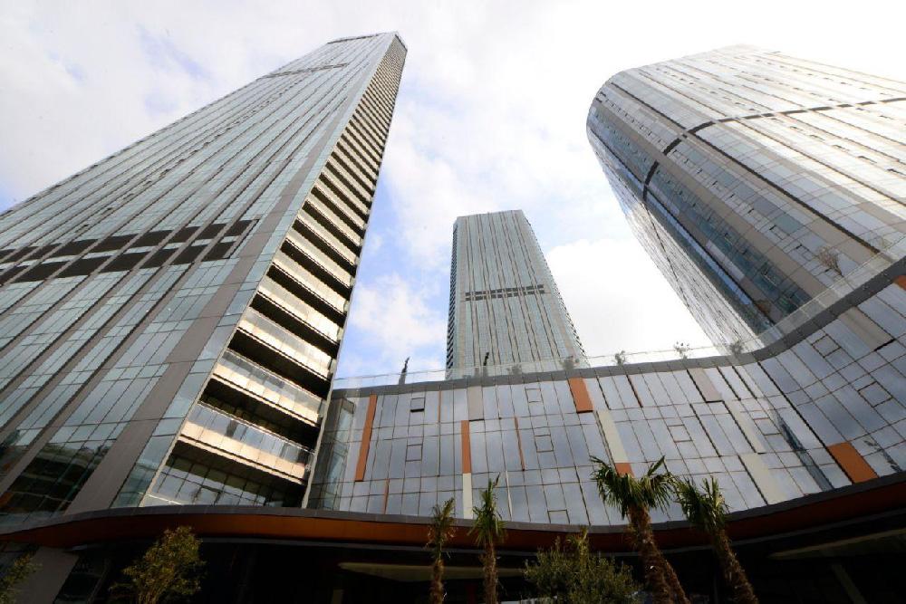 خرید آپارتمان در استانبول پروژه اسکایلند (پروژهای بینظیر در سمت اروپایی استانبول)