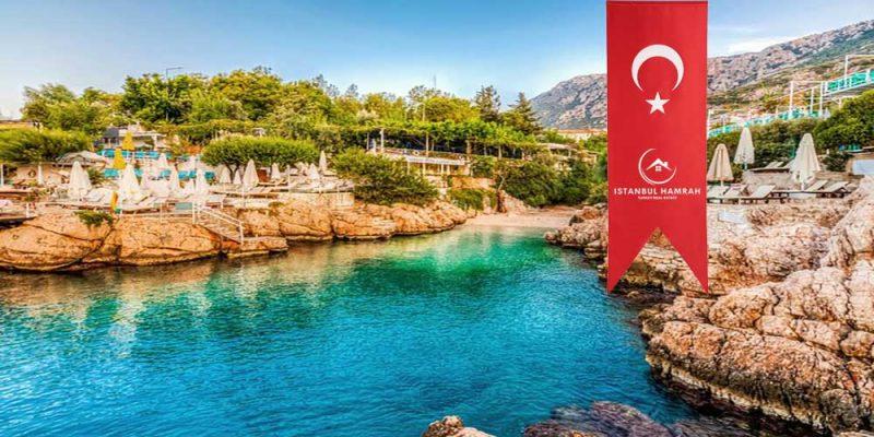 اخذ ویزای توریستی ترکیه