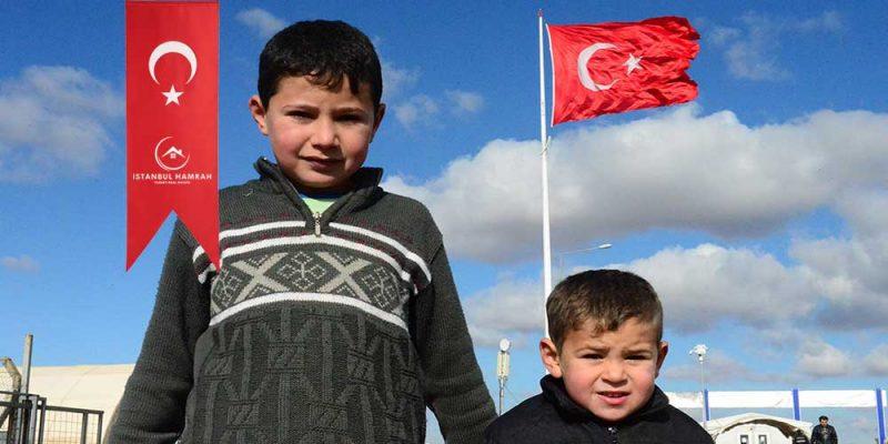 مهاجرت به ترکیه از طریق پناهندگی