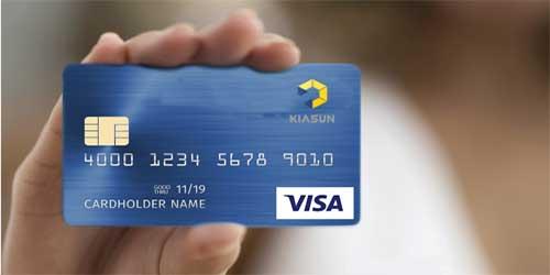 ویزا کارت