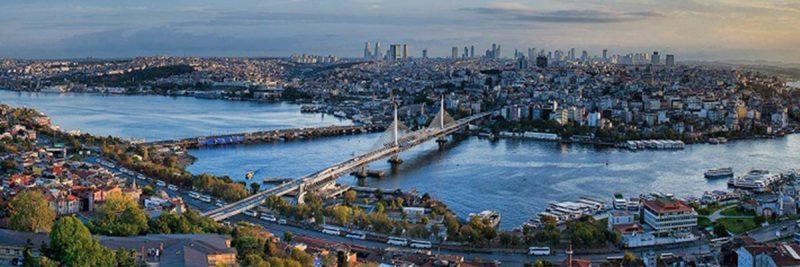مقایسه بخش آسیایی و اروپایی استانبول