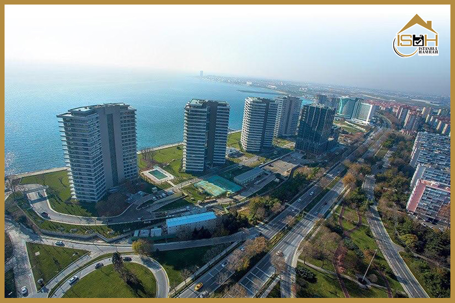 محله آتاکوی استانبول ا بهترین محله های استانبول