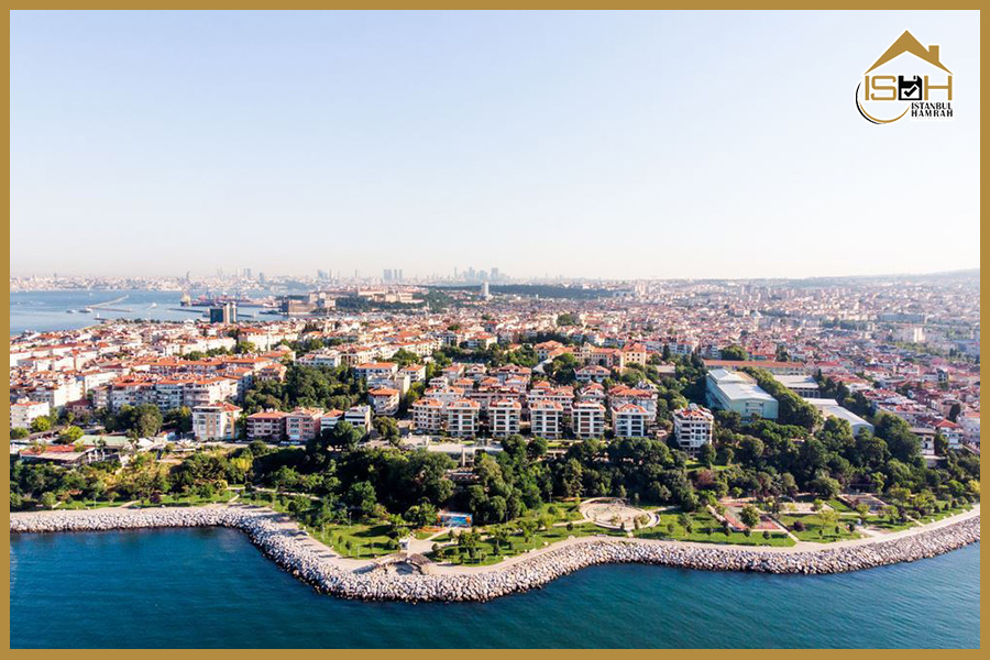 محله بیکوز از بهترین محله های استانبول