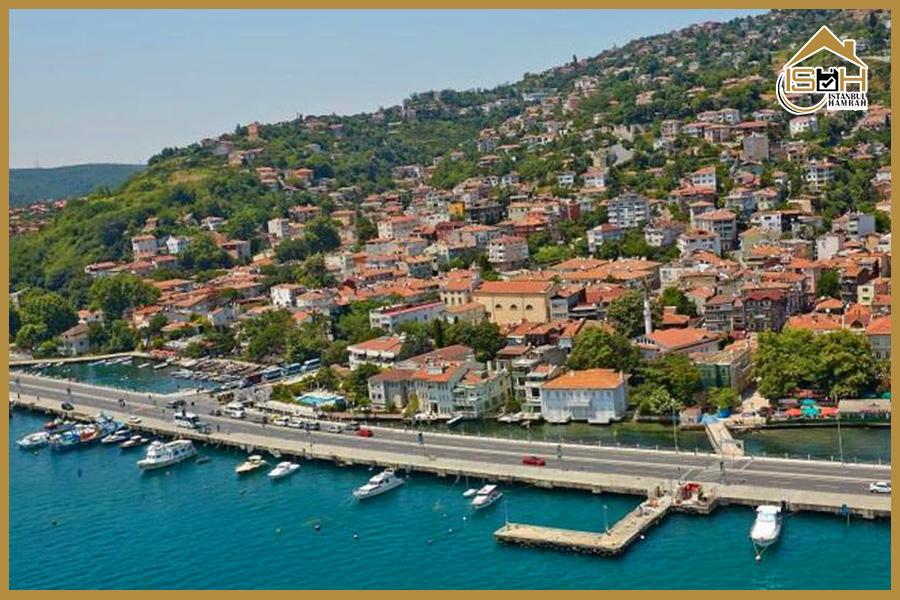 محله سارییر از بهترین محله های استانبول