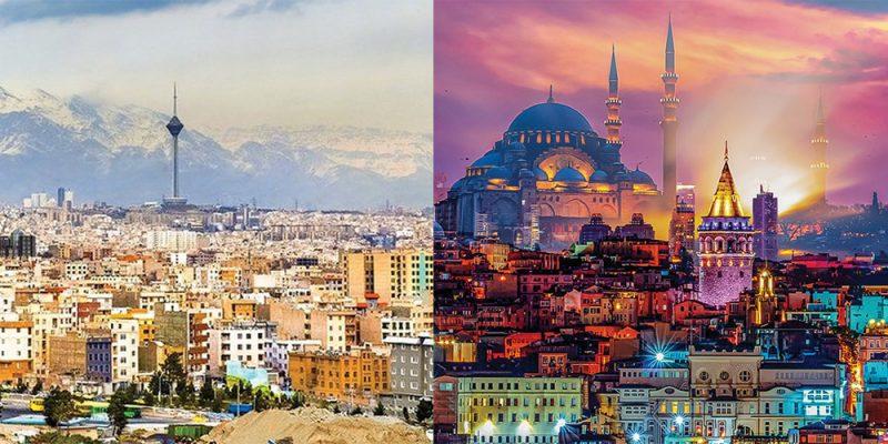 مقایسه بازار مسکن ایران و ترکیه