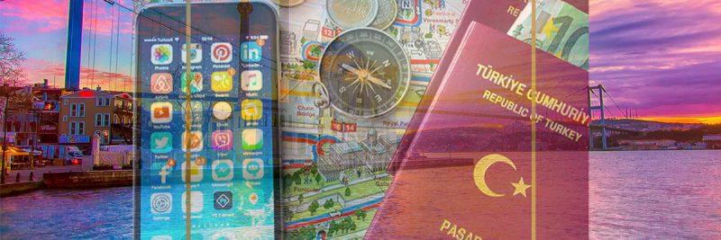 رجیستری موبایل در ترکیه