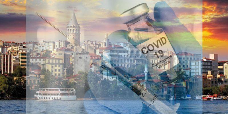 واکسن کرونا در ترکیه